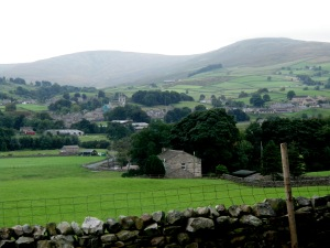 Across the street and over the dales