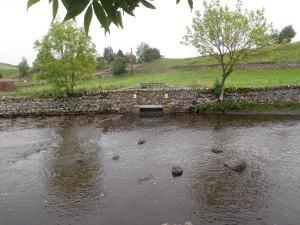 The river Bain