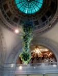 Chihuly at the National Gallery - a juxtaposition of styles